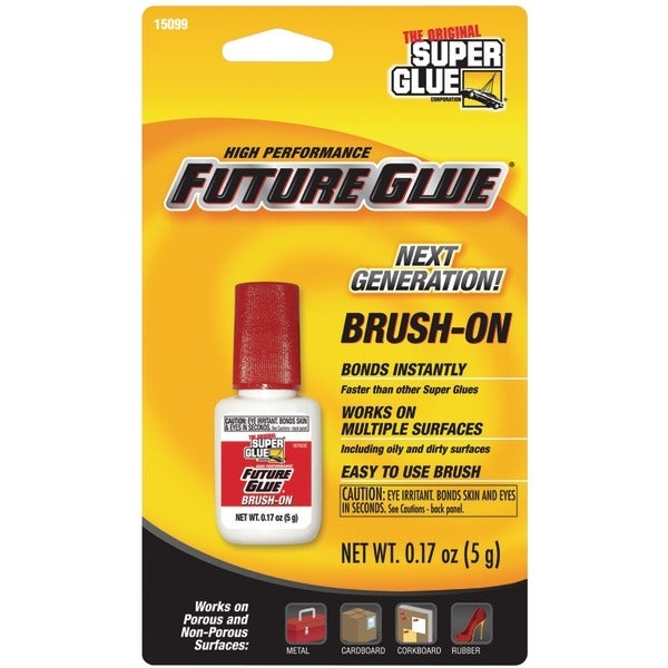Super Glue 15099 Brush-On Future Glue(R)