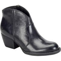 born Womens Michel Almond Toe Ankle Fashion Boots