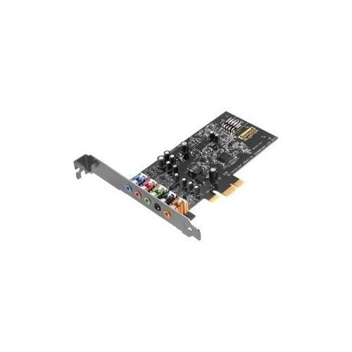 Creative Labs 70Sb157000000 Sound Blaster Audigy Fx 5.1 Pcie Sound Card