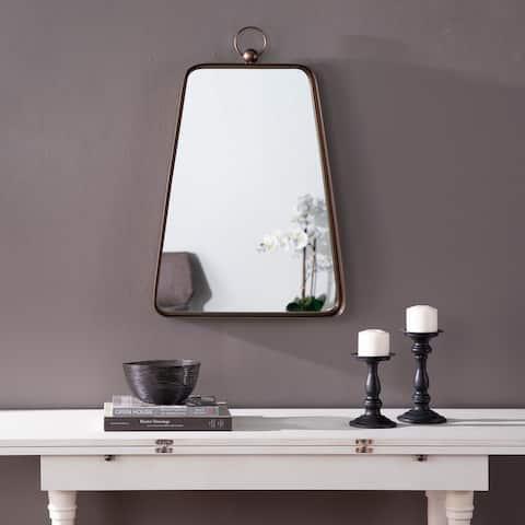Harper Blvd Wallney Contemporary Bronze Metal Mirror