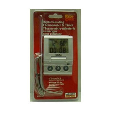 Maverick ET-807C Digital Roasting Thermometer and Timer