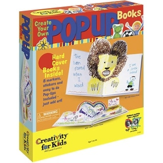 Create Your Own Pop-Up Book Kit-