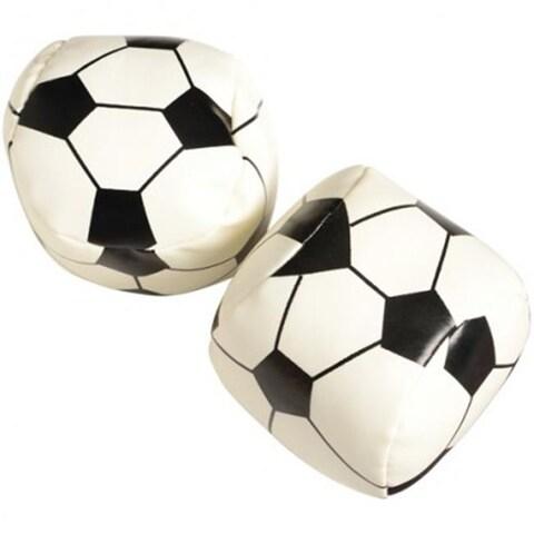 Soccer Balls & Foam Filled - 12 Per Pack - Pack of 4
