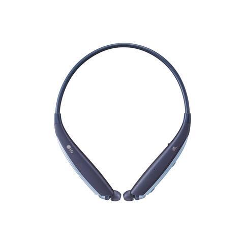 LG Tone HBS-835 Ultra Bluetooth Wireless Stereo Headset - Blue