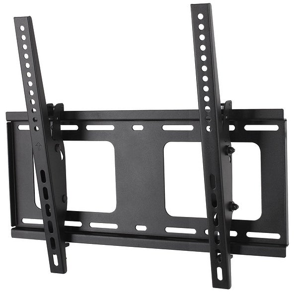 Manhattan 461450 Universal Flat-Panel Tv Tilting Wall Mount With Integrated Storage Area