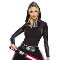 Star Wars Darth Vader Bolero Jacket Costume Accessory - Black