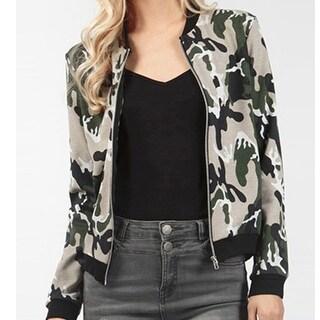 Camouflage Jacket Coat for Women