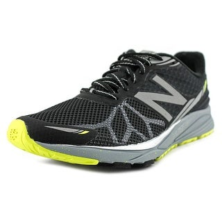 New Balance Pace Women Round Toe Synthetic Black Running Shoe
