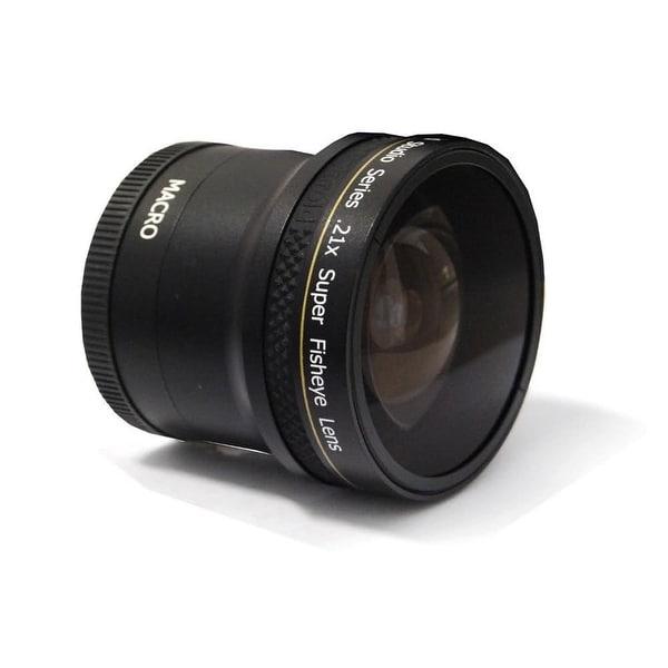 PLR Studio Series .21x Super Fisheye Lens With Macro Attachment