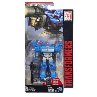 Transformers Generations Combiner Wars Legends: Autobot Pipes