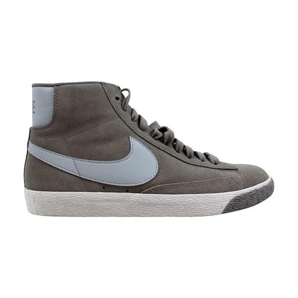 5c22bf03a2a3 Nike Blazer Mid Vintage Suede Cobblestone Pure Platinum Women  x27 s 917862-