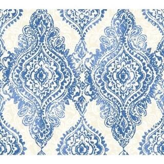 York Wallcoverings WH2706 Wallpap-Her Boho Chic Wallpaper