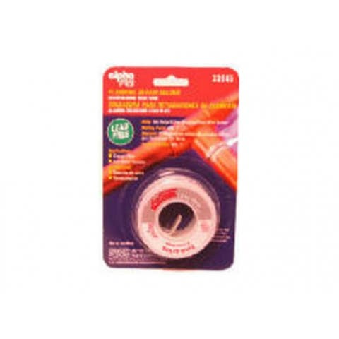 "Alpha Fry AM33955 Lead Free Plumbing Solder, 0.125"" Diameter Spool, 3 Oz"