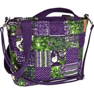 Donna Sharp Women's Jenna Bag Concord Patch - US Women's One Size (Size None)