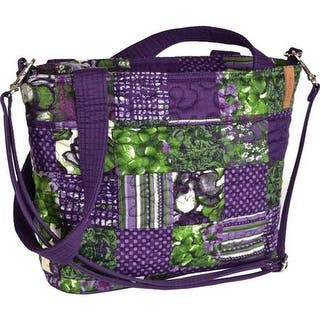 Donna Sharp Women S Jenna Bag Concord Patch Us One Size
