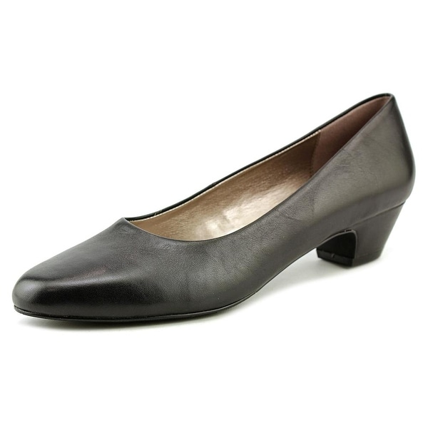 Array Lily Women N/S Round Toe Leather Heels
