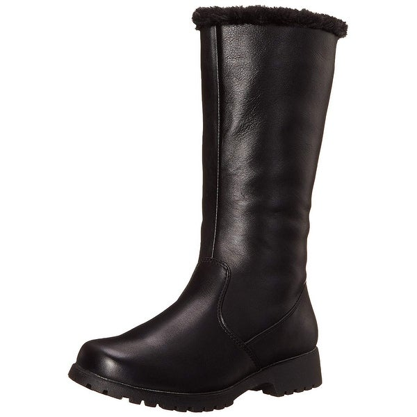 bdfea724380 Propét Womens Madison Leather Round Toe Mid-Calf Cold Weather Boots