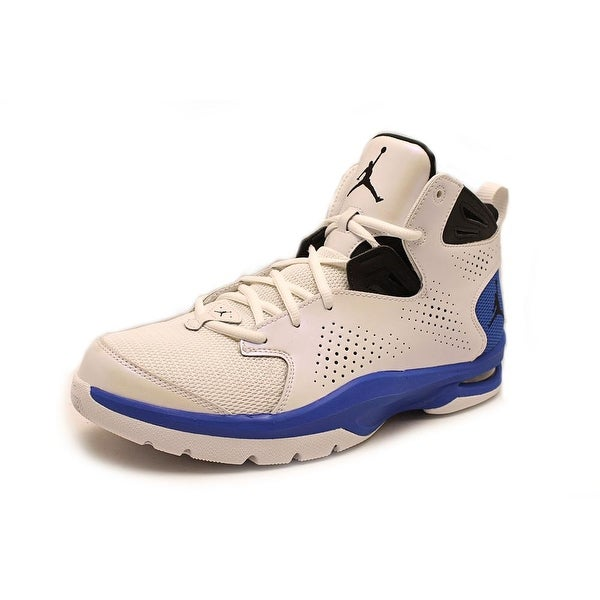 Jordan Ace 23 II Men Round Toe Synthetic White Basketball Shoe
