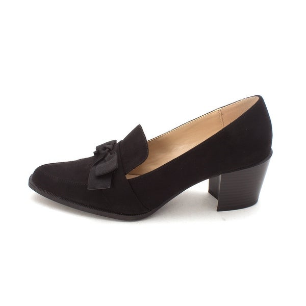 Ann Marino Womens faustion Closed Toe Casual Mule Sandals - 9