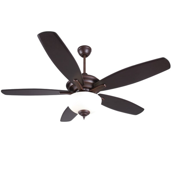 "Craftmade CN52 Copeland 52"" 5 Blade Ceiling Fan - Blades and Light Kit Included"