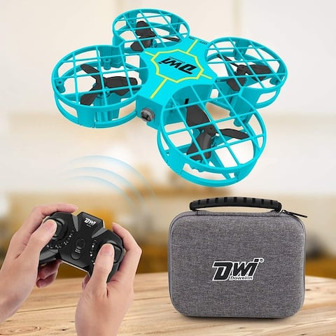 Mini Drone for Kids Crash Proof Landing Spin Flips RC Small Drones