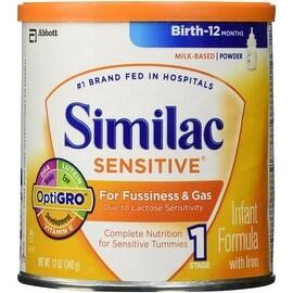 Similac Sensitive Powder With Iron 12.60 oz