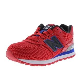 New Balance Boys Summer Waves Mesh Running Shoes