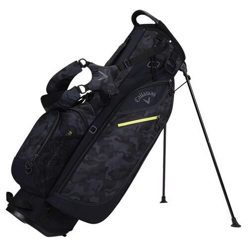 New Callaway Hyper-Lite 3 Stand Bag (Camo) - Camo