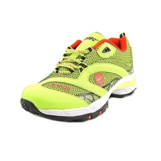 Hi-Tec Trail Runner Special Men Round Toe Synthetic Green Trail Running