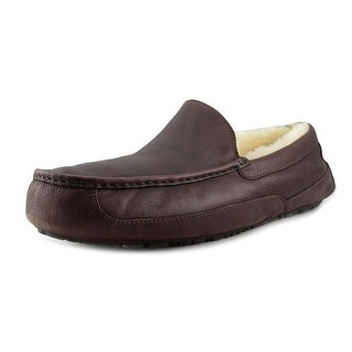 Ugg Australia Ascot Round Toe Leather Loafer