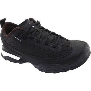 The North Face Men's One Trail Shoe TNF Black/Metallic Silver