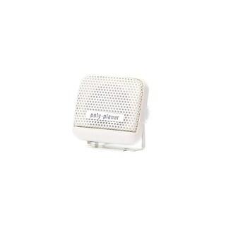PolyPlanar MB21WW MB21 VHF Extension Speaker (White)