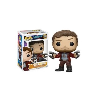 POP Star-Lord Bobblehead Figure from Guardians 2