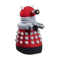 """Doctor Who 16"""" Talking Plush Red Dalek - multi"""