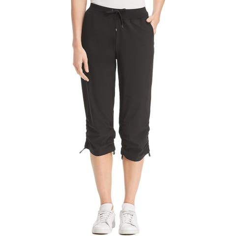 Marc New York Womens Athletic Pants Fitness Running - XL