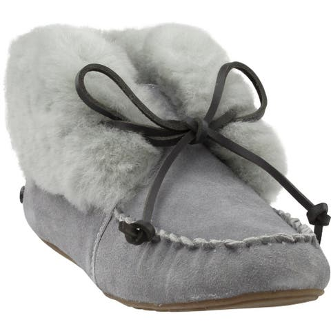 Emu Australia Womens Australia Burra Casual Slippers Shoes