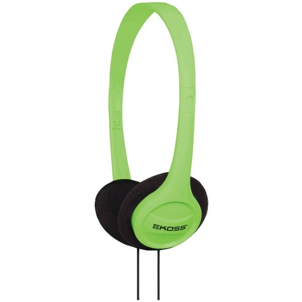 Koss 187741 Kph7 On-Ear Headphones (Green)