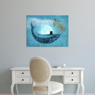 Easy Art Prints Terry Fan's 'Cloud Maker' Premium Canvas Art