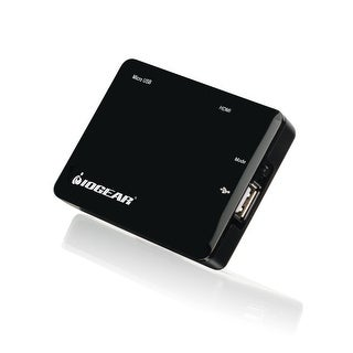 Iogear Ac Gwavrb Wireless Mobile And Pc To Hdtv Supports Intel Wi-Fi