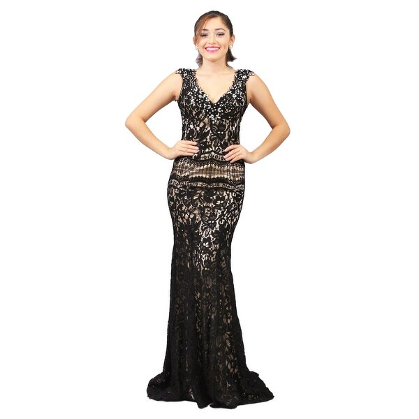 Shop Estelles Evening Gown Free Shipping Today Overstock