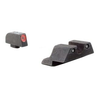 Trijicon Heavy Duty Night Sight Set, For Glocks - Orange Front Outline