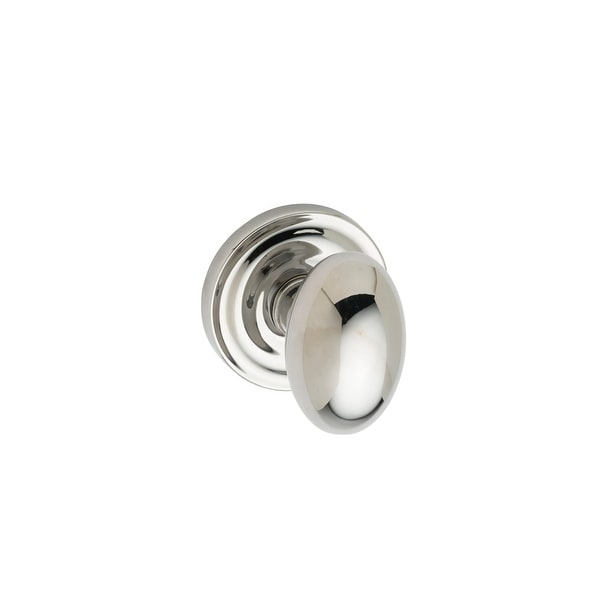 Montana Forge K1-R1-4090 Single Dummy Door Knob Set with K1 Knob and R1 Rose from the Contemporary Collection