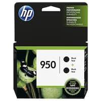 HP 950 Black Original 2 Ink Cartridge (L0S28AN)(Single Pack)