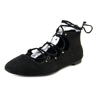 French Connection Kamilla Women  Square Toe Synthetic  Flats