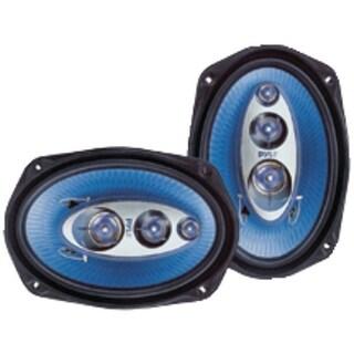 """PYLE PRO PL6984BL Blue Label Speakers (6"""" x 9"""", 4 Way)"""