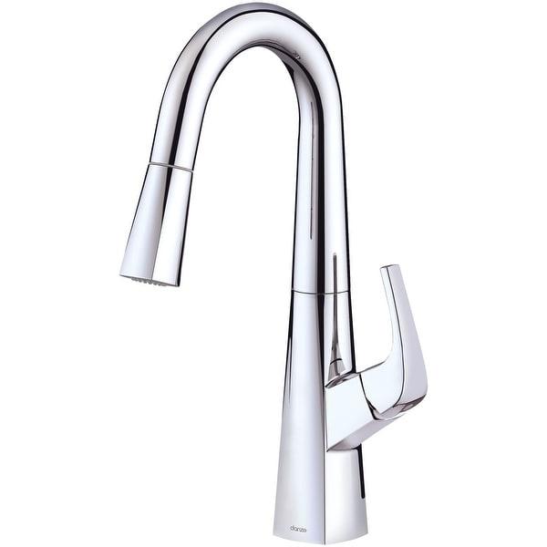 Danze D150518 Vaughn 1.75 GPM Single Hole Pull Down Kitchen Faucet