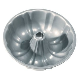 """Fox Run 4485 Non Stick Fluted Pan with Center Tube, 8.5"""""""