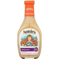Annie's Naturals Dressing Goddess - Case of 6 - 16 fl oz.