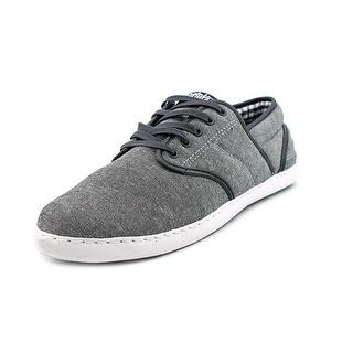 Osiris E.U. Round Toe Canvas Skate Shoe