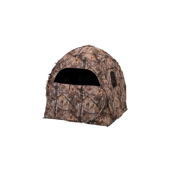 Wildgame Innovations AM-1RX2S010M Doghouse Blind Realtree Xtra